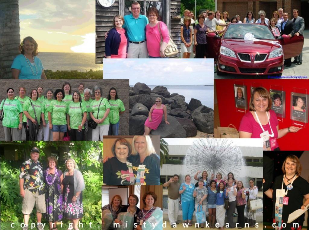 Misty Kearns CEO of Me Career Highlights