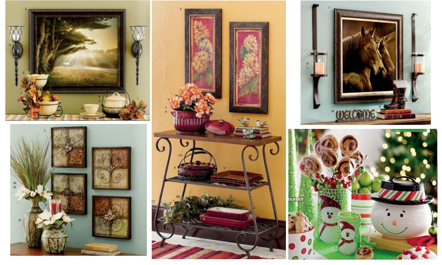 Home Interiors Catalogs