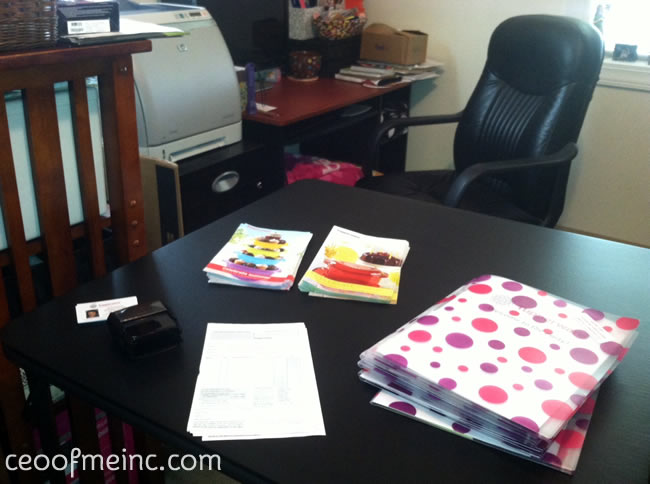 simple ways to improve your home office