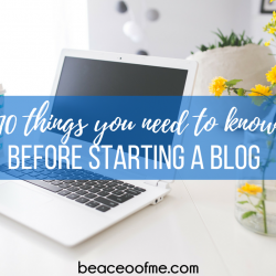 10 things you should know before you start a blog
