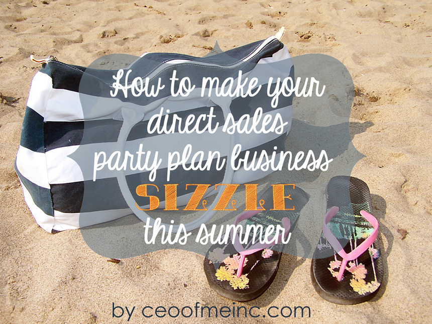 party plan business