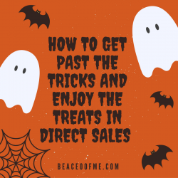 Learn how to get past the things that can cause you to struggle in your direct sales business and enjoy the benefits more!