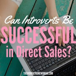 How Introverts Can Be Success in Direct Sales and Network Marketing