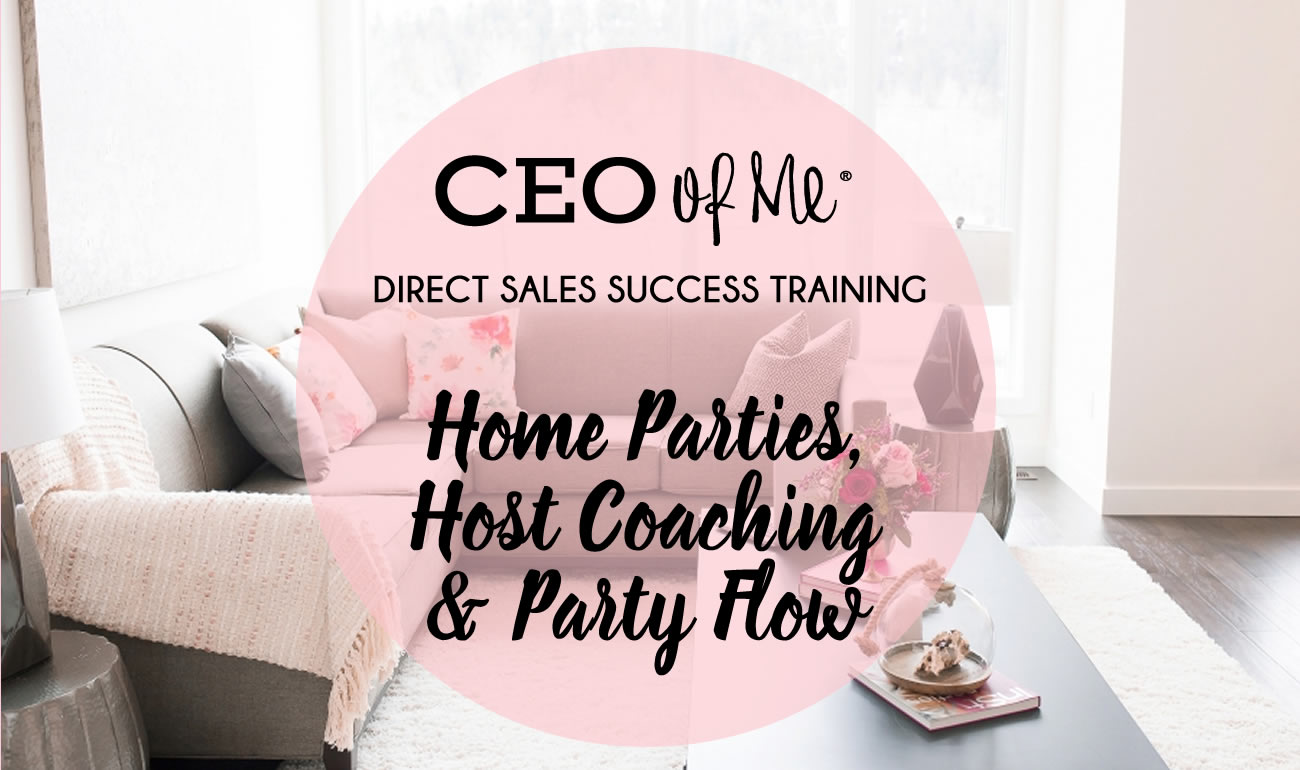 ceo of me home party success course