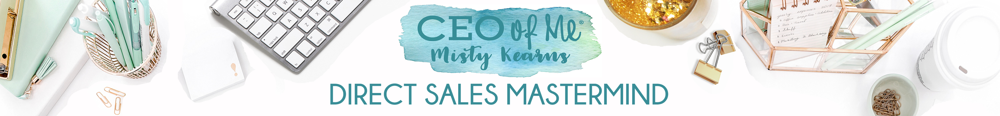 CEO of Me Direct Sales Success Course + Mastermind