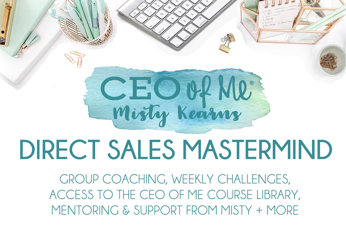 CEO of Me Direct Sales Mastermind